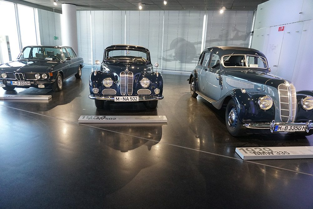 Top Five Things to do in Munich Germany BMW Museum