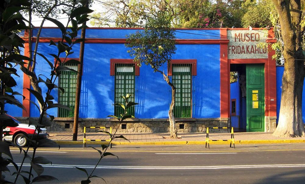 2018 Adventure Resolutions Frida Kahlo Museum