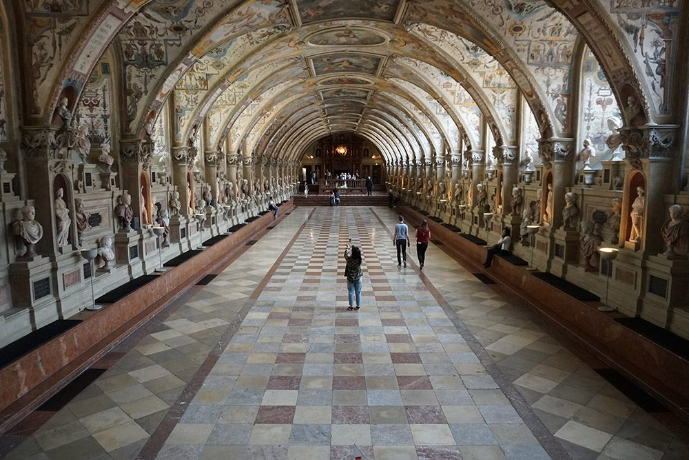 Top Five Things to do in Munich Germany Munich Residence