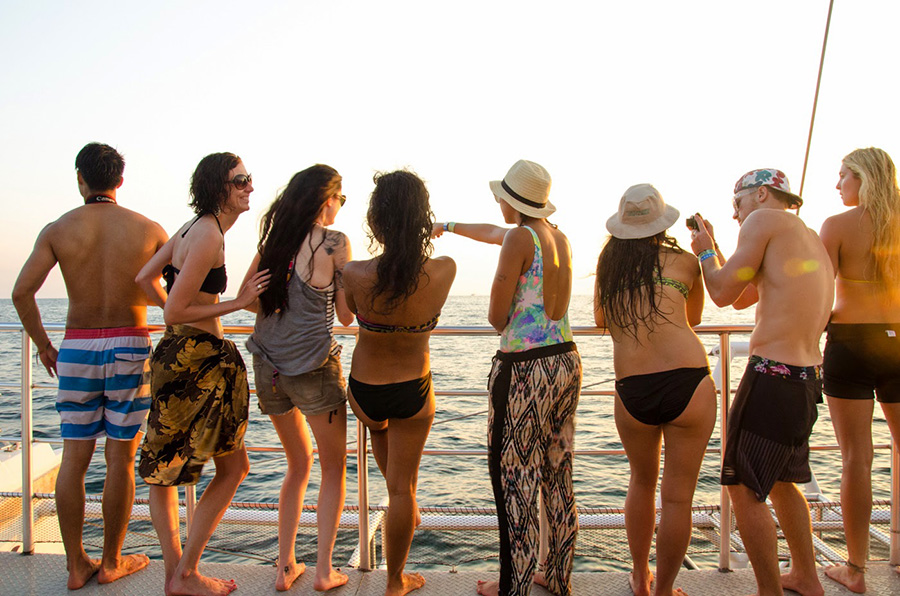 Top Five Things To Do in Jaco, Costa Rica Bachelor Bachelorette Parties