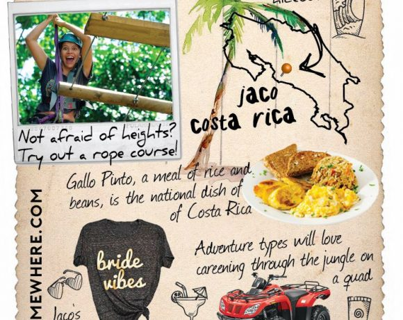 Top Five Things To Do in Jaco, Costa Rica with The Next Somewhere