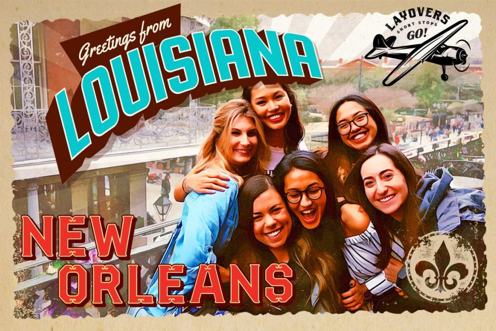 24 Hours in New Orleans: Things To See, Do, Eat