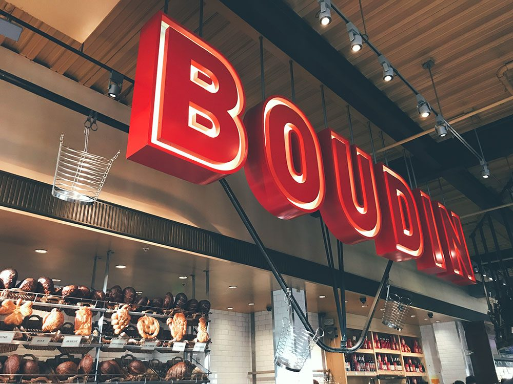48 Hours in San Francisco What To Do, See, Eat Boudin Bakery