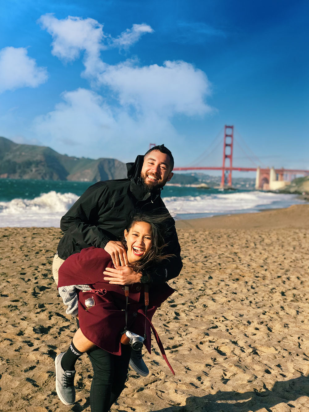 48 Hours in San Francisco What To Do, See, Eat Golden Gate Bakery's Beach