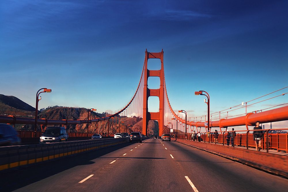48 Hours in San Francisco What To Do, See, Eat Golden Gate Bridge