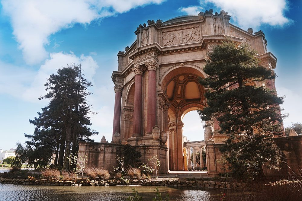 48 Hours in San Francisco What To Do, See, Eat Palace of Fine Arts