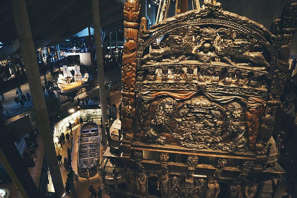 Things To Do in Stockholm Djurgarden Vasa Museum