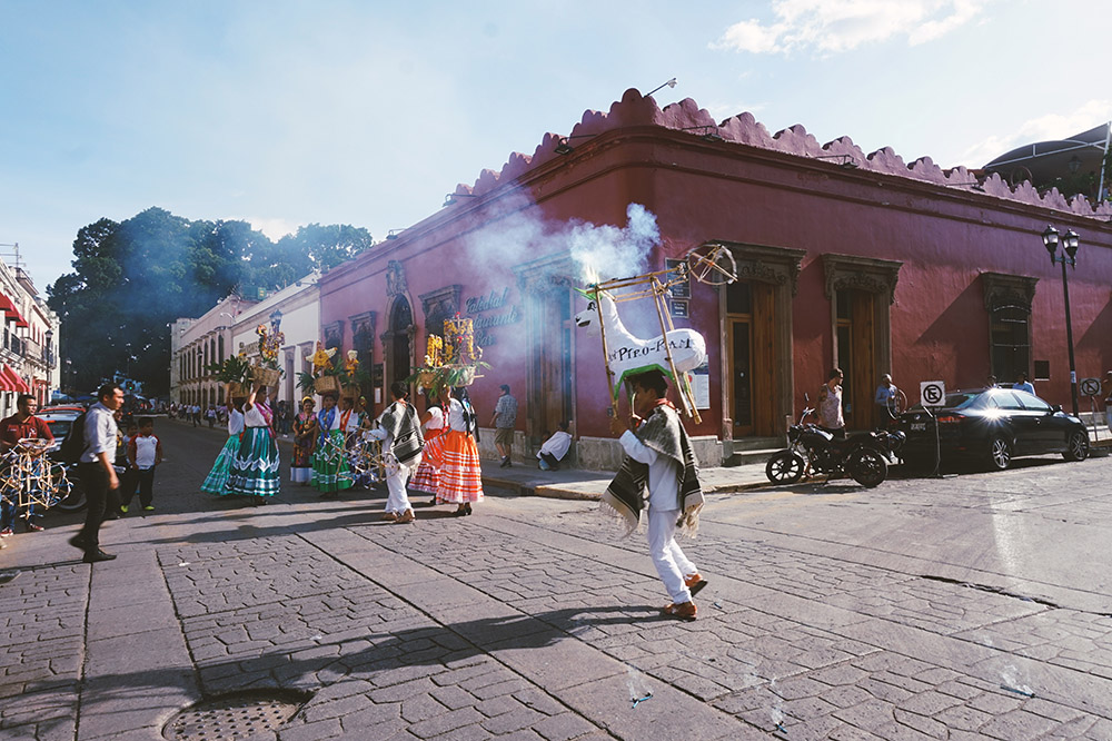 why are a getting married in oaxaca, mexico destination wedding