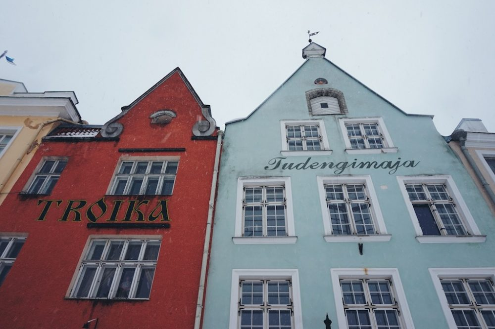 24 hours in Tallinn, Estonia Old Town