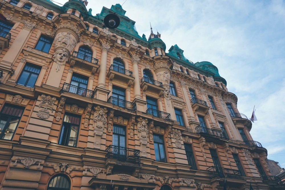 Top Five Things To Do in Riga, Latvia Art Nouveau