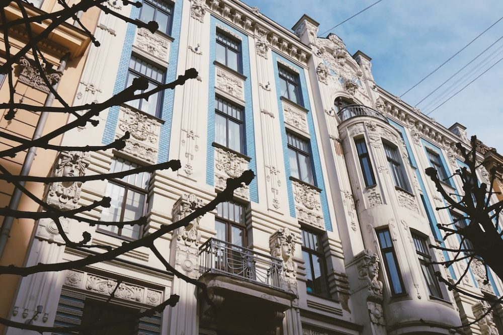 Top Five Things To Do in Riga, Latvia Art Nouveau District