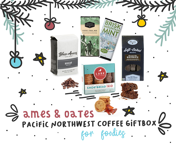 2018 Travelers Holiday Gift Guide Pacific Northwest Coffee