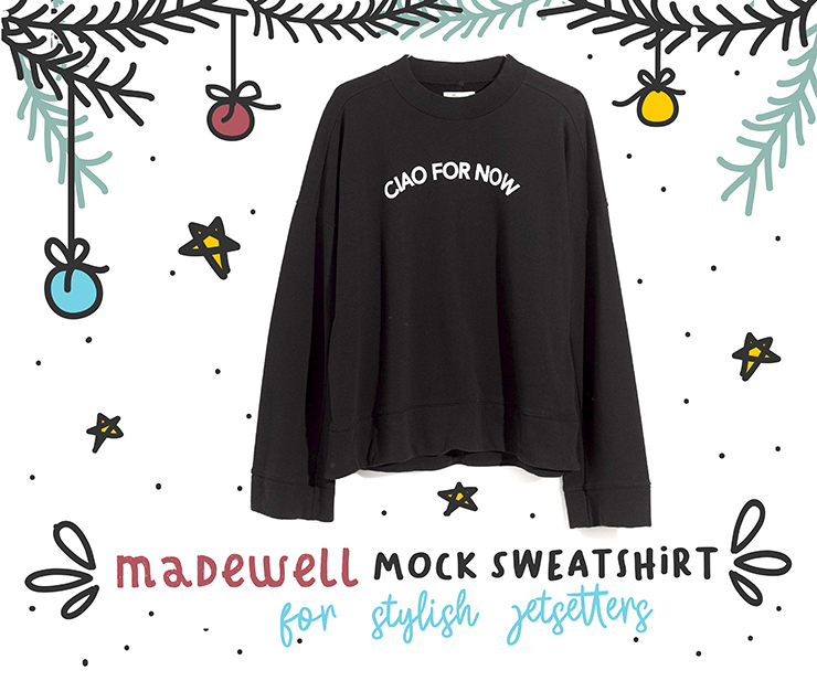 2018 Travelers Holiday Gift Guide Ciao For Now Madewell