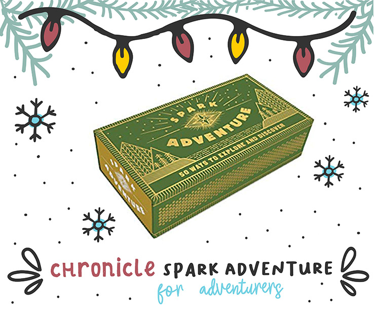 2018 Travelers Holiday Gift Guide Spark Adventure