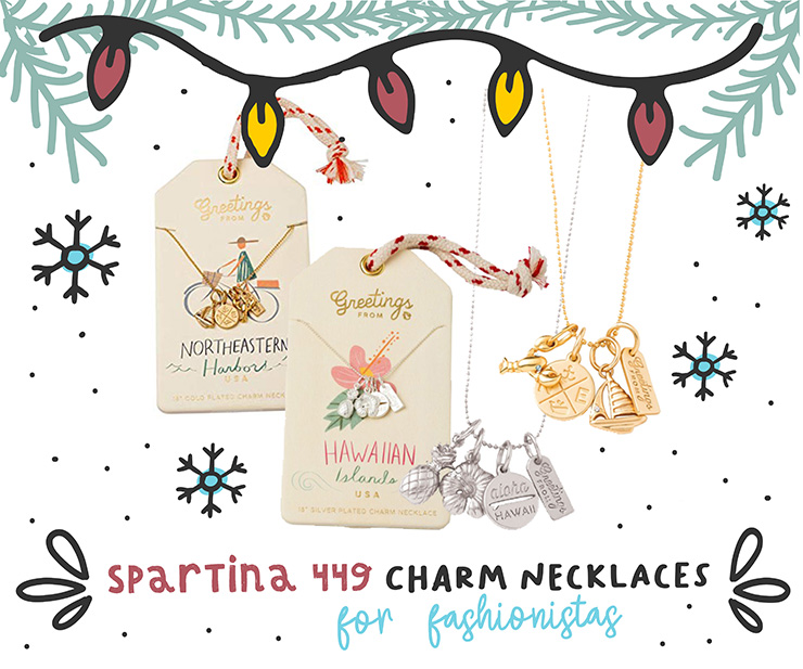 2018 Travelers Holiday Gift Guide Spartina 449 Charm Necklace