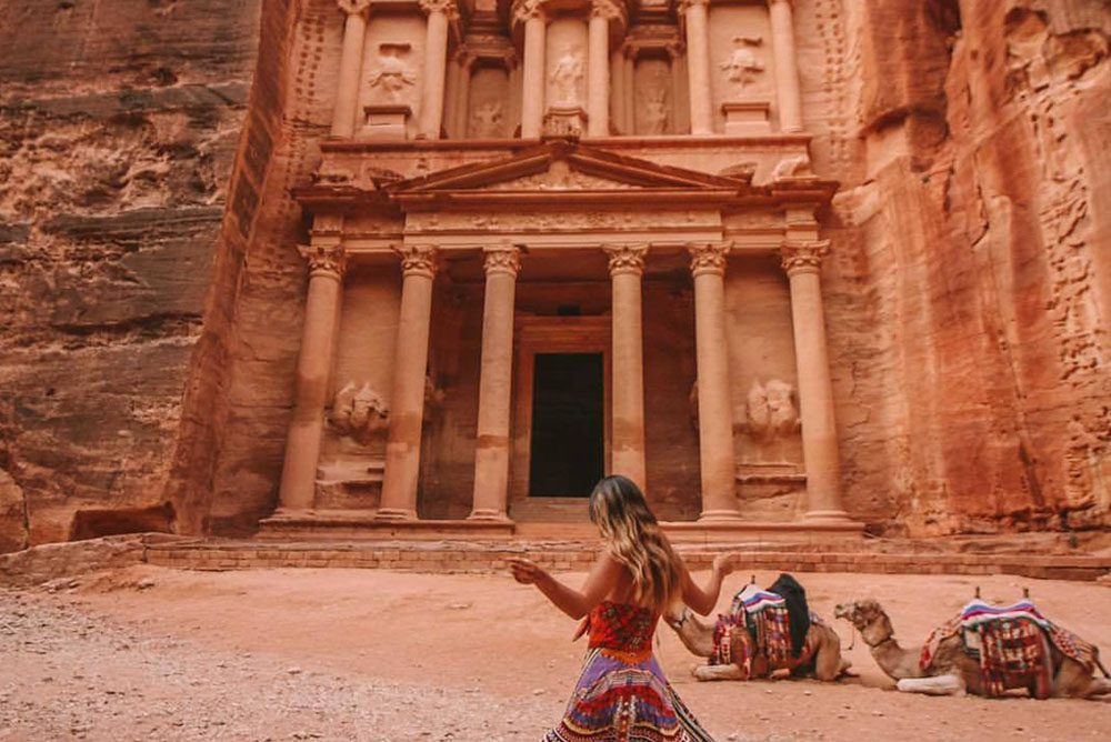 2019 Travel Resolutions The Next Somewhere Petra Jordan