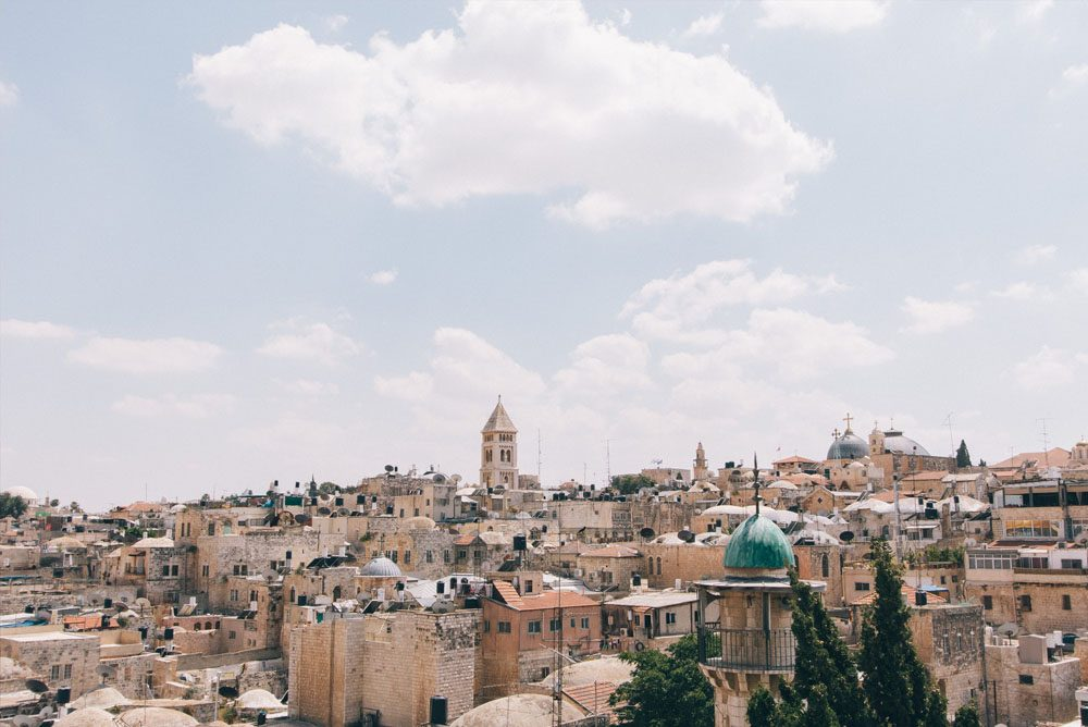 2019 Travel Resolutions The Next Somewhere Jerusalem Israel