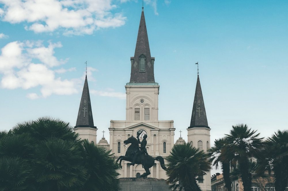 24 Hours in New Orleans: Things To See, Do, Eat Jackson Square