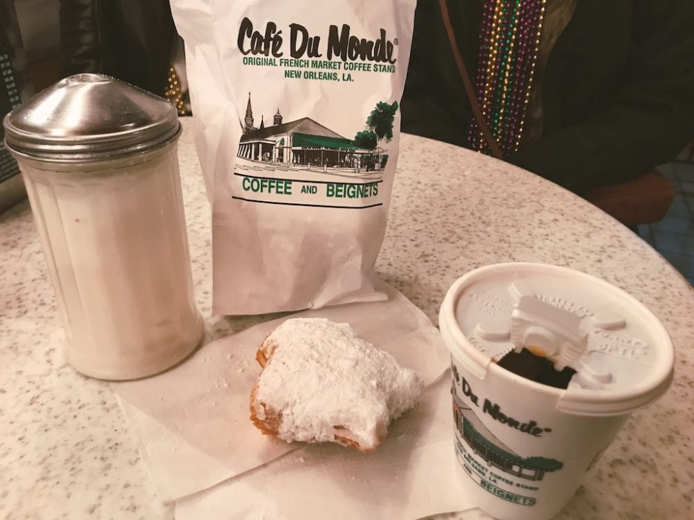 24 Hours in New Orleans: Things To See, Do, Eat Cafe Du Monde