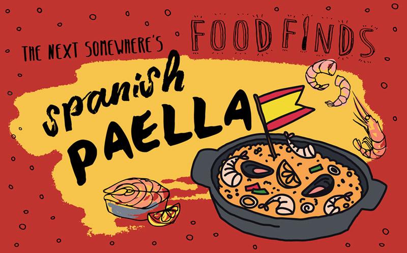 Making Spanish Paella in Madrid with Recipe