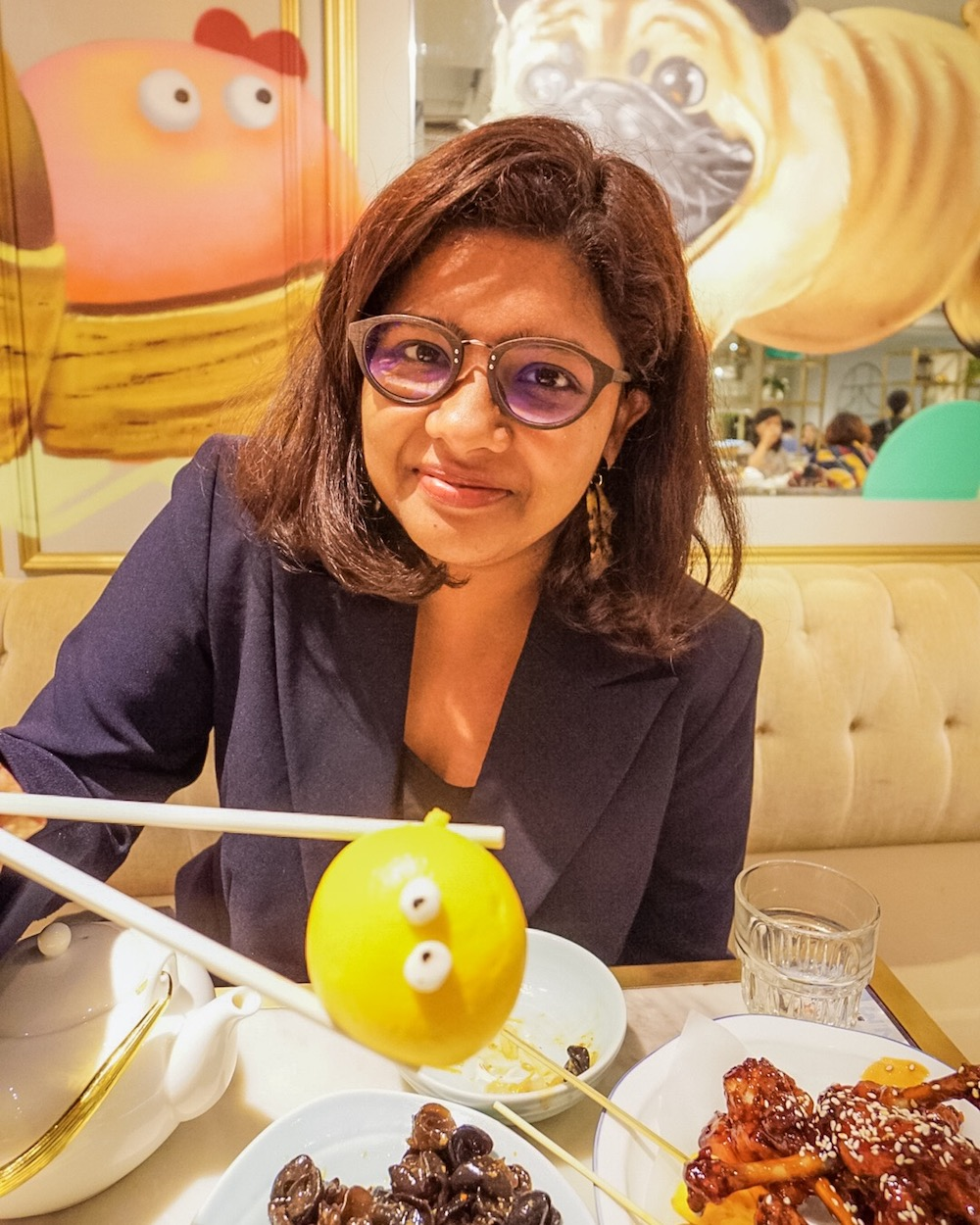 Passport to People Interiew Ruchi and Avi Second Breakfast