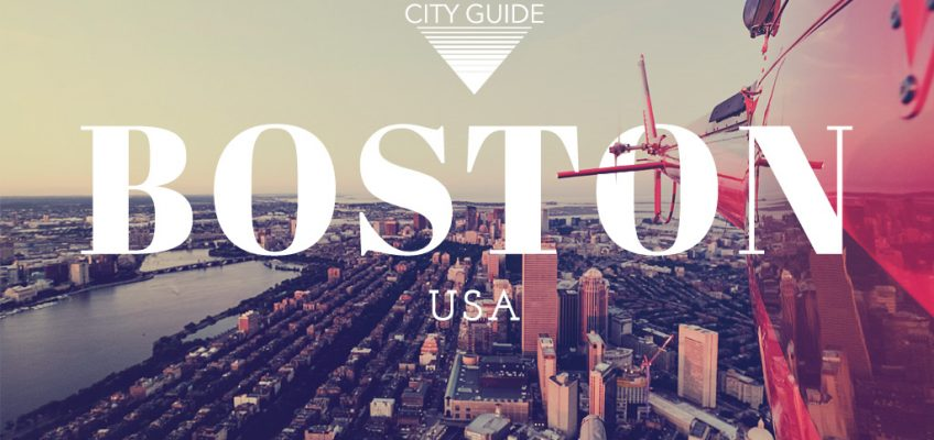 City Boston Guide