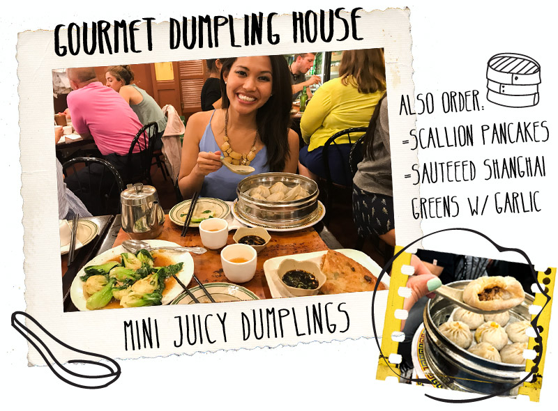 City Guide Boston Gourmet Dumpling House Chinatown