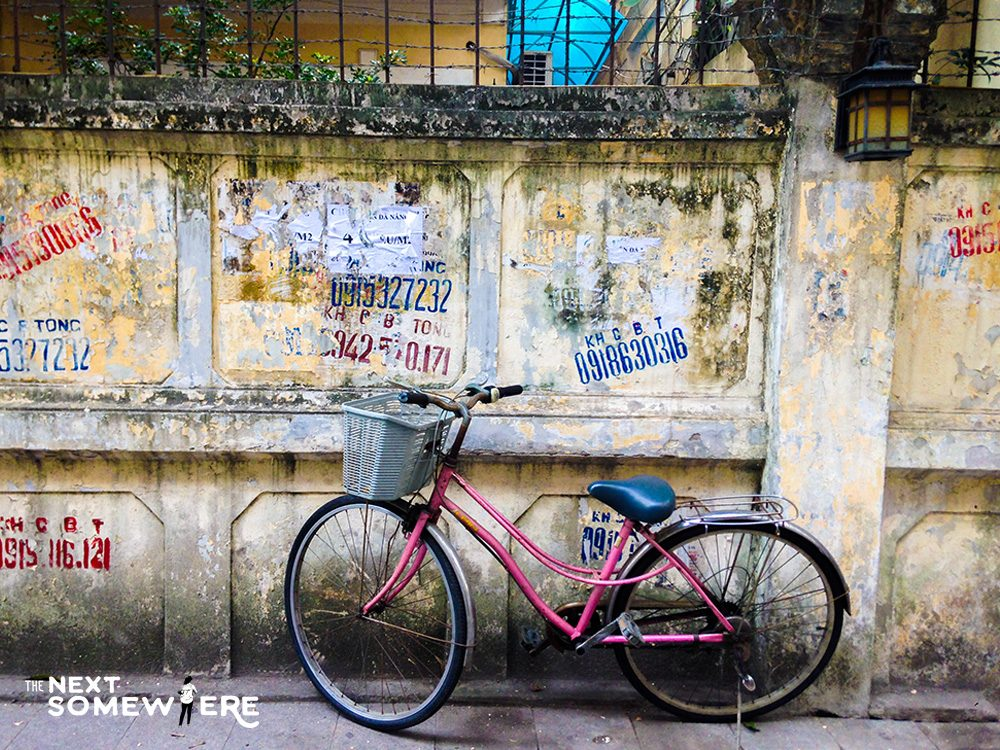 Top FIve Things to Do in Hanoi Vietnam
