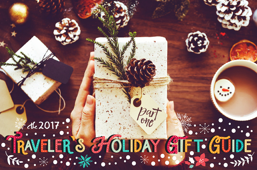 The Traveler's Holiday Gift Guide Part One @The Next Somewhere