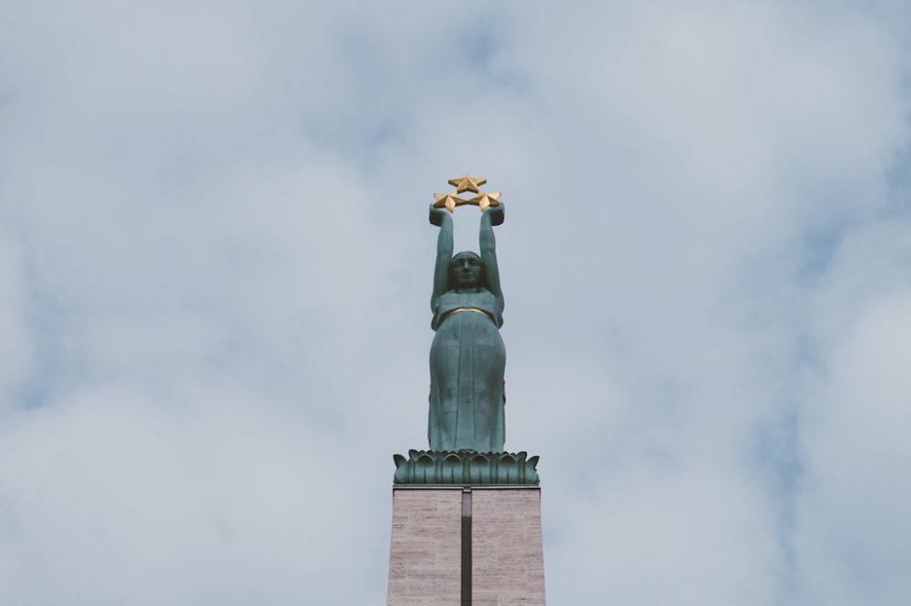 Top Five Things To Do in Riga, Latvia Freedom Monument