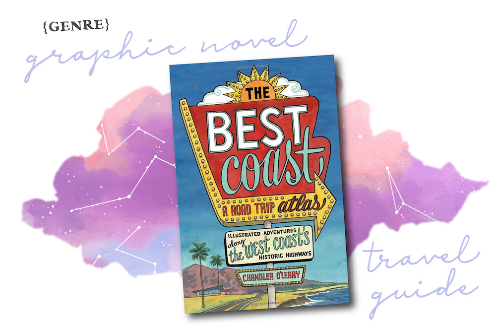 travel books 2019 the best coast road trip atlas