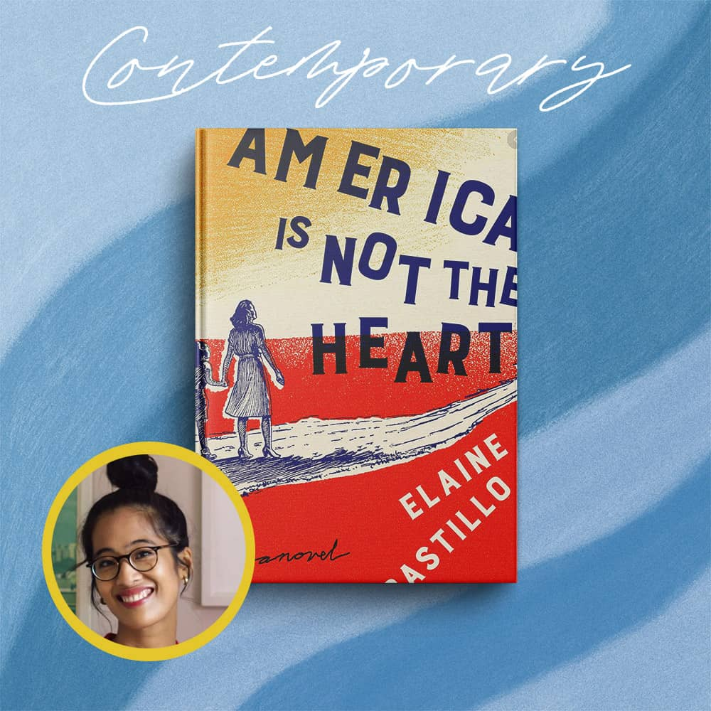 America Is Not The Heart Book Filipina Authors