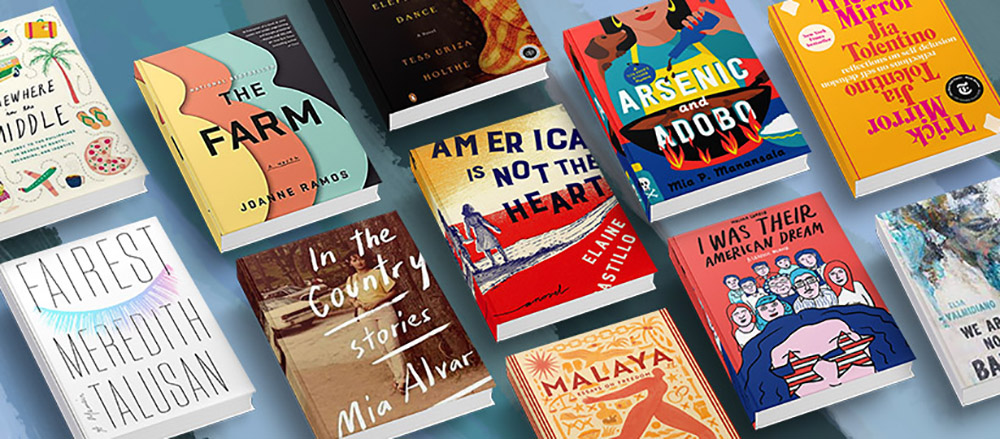 16 Books by Filipina Authors You Should Be Reading on The Next Somewhere Blog