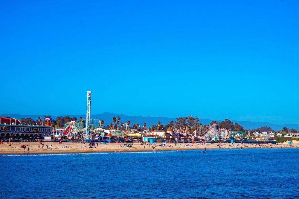 Things to Do in Santa Cruz Visit the beachside boardwalk The Next Somewhere