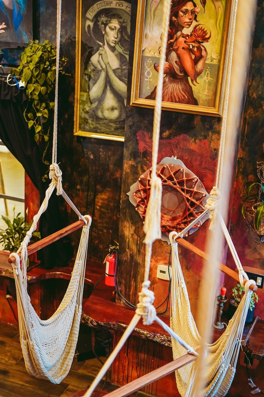 US's first hammock cafe Roxa Cafe Santa Cruz