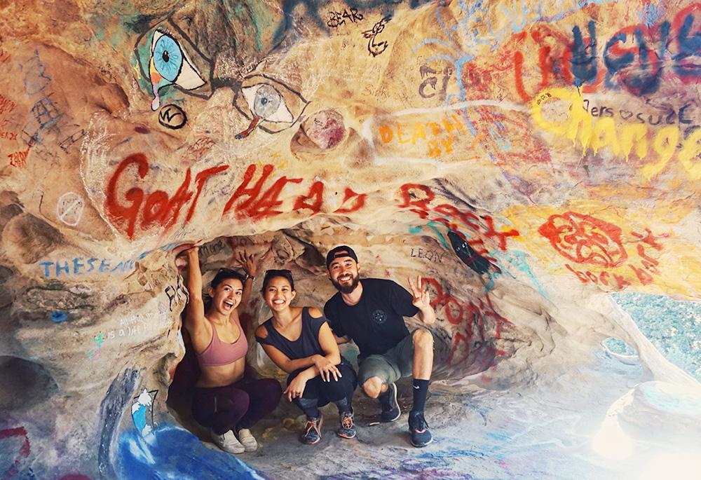 Things to Do Santa Cruz Goat Rock Cave